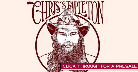 Chris Stapleton, Margo Price & Brent Cobb at Austin360 Amphitheater