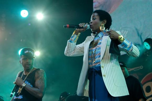 Lauryn Hill & Nas at Austin360 Amphitheater