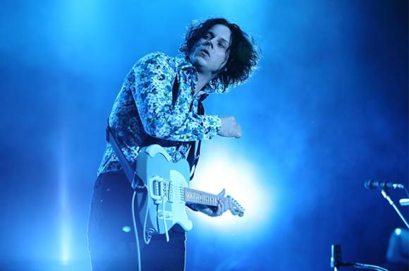 Jack White at Austin360 Amphitheater