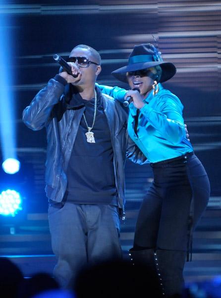 Mary J. Blige & Nas at Austin360 Amphitheater