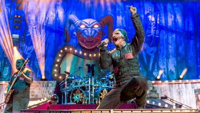 Slipknot, Volbeat, Gojira & Behemoth at Austin360 Amphitheater