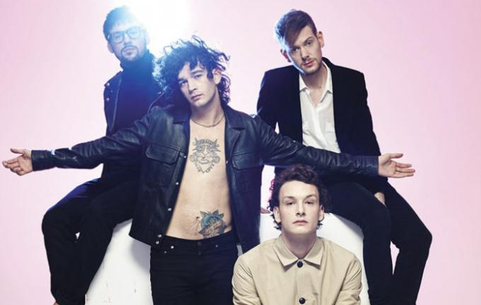 The 1975 at Germania Insurance Amphitheater