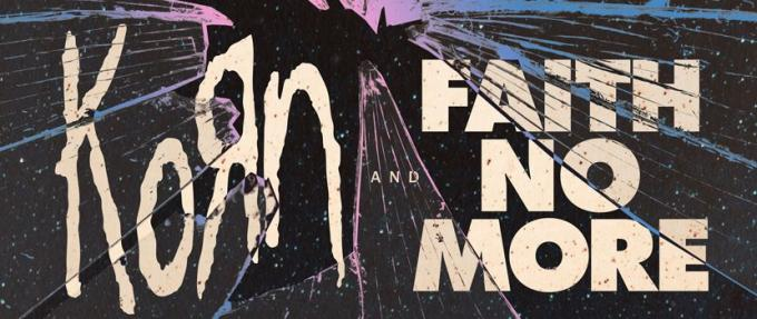 Korn, Faith No More, Scars On Broadway & Spotlights at Germania Insurance Amphitheater