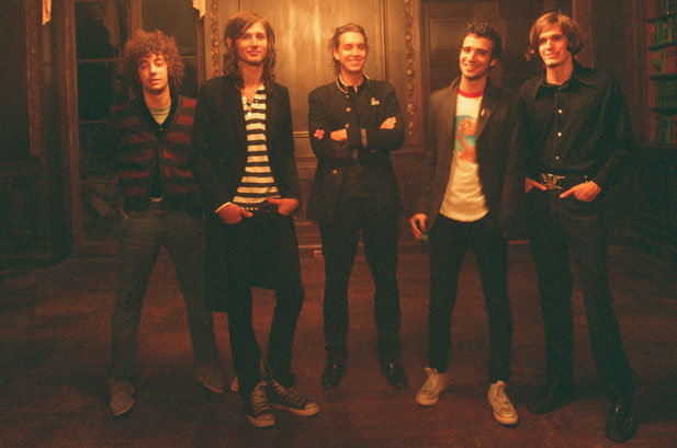 The Strokes at Germania Insurance Amphitheater