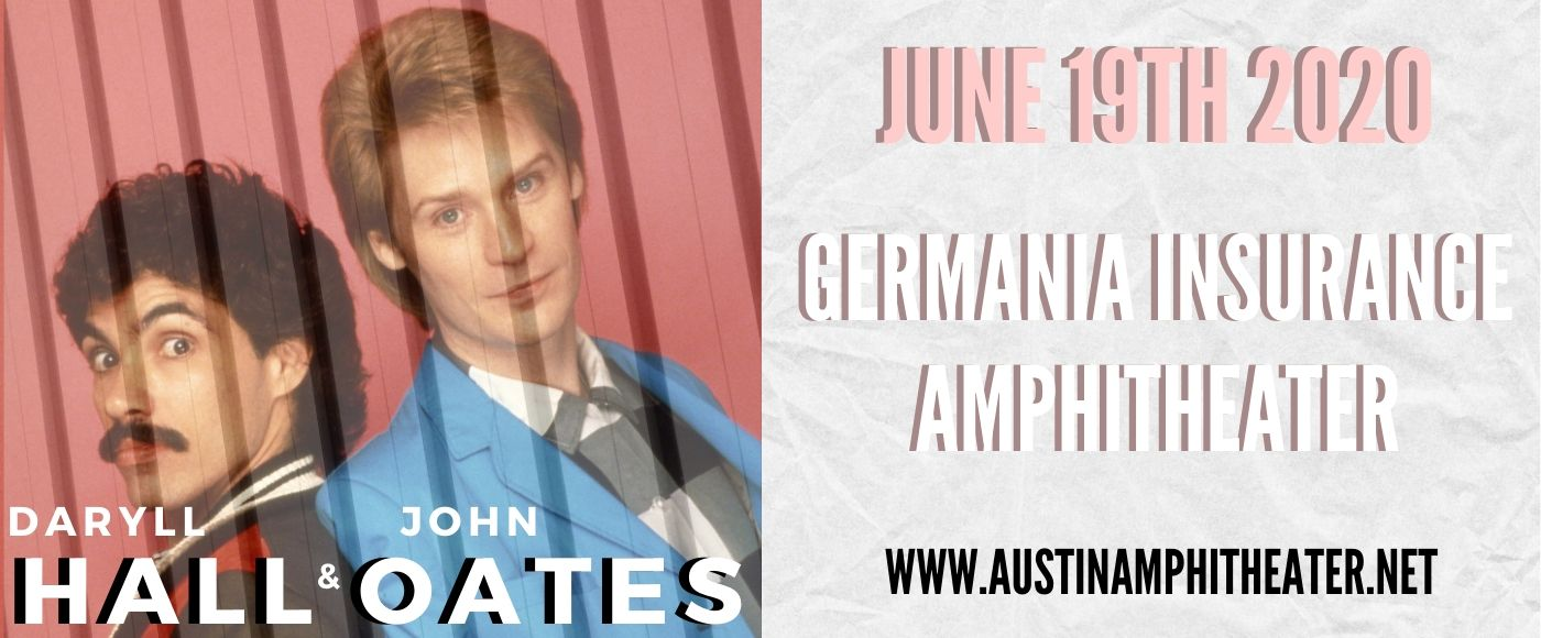 Hall and Oates, KT Tunstall & Squeeze [POSTPONED] at Germania Insurance Amphitheater