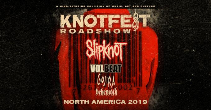 Knotfest Roadshow: Slipknot, Killswitch Engage, Fever333 & Code Orange at Germania Insurance Amphitheater
