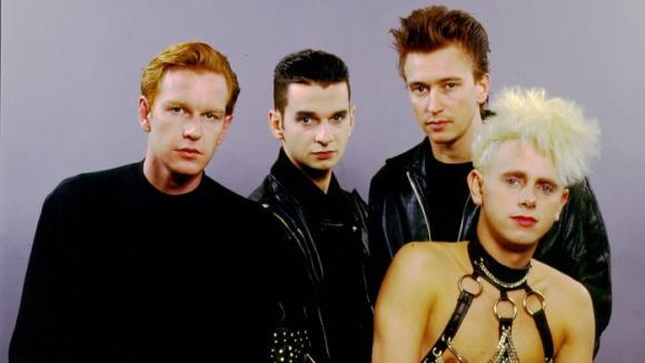 Depeche Mode at Austin360 Amphitheater