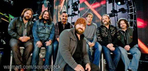 Zac Brown Band at Austin360 Amphitheater
