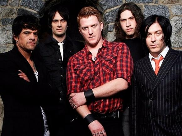 Queens Of The Stone Age at Austin360 Amphitheater