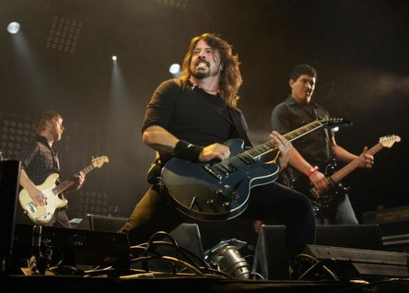 Foo Fighters at Austin360 Amphitheater