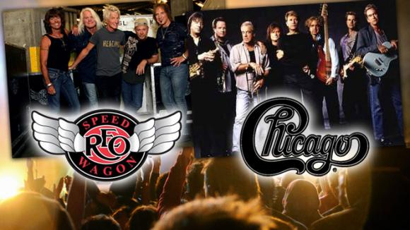 Chicago & REO Speedwagon at Austin360 Amphitheater