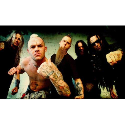 Five Finger Death Punch & Breaking Benjamin at Austin360 Amphitheater