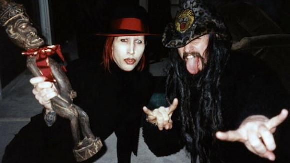 Rob Zombie & Marilyn Manson at Austin360 Amphitheater