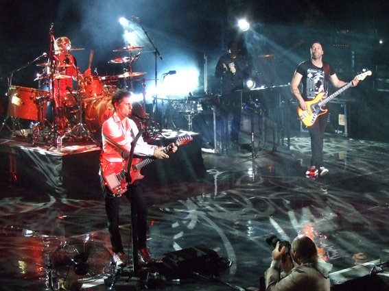 Muse at Austin360 Amphitheater