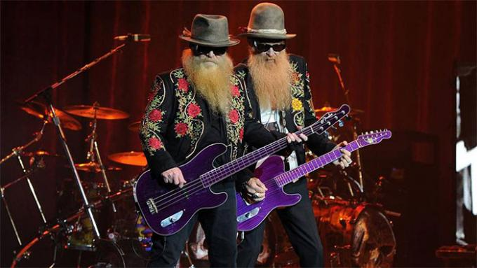 ZZ Top at Austin360 Amphitheater