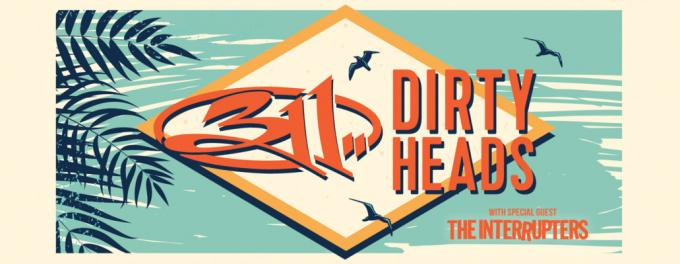 311 & The Dirty Heads at Austin360 Amphitheater