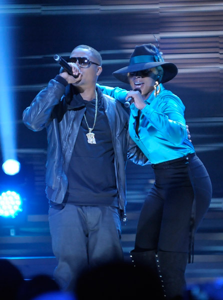 Mary J. Blige & Nas at Austin360 Amphitheater