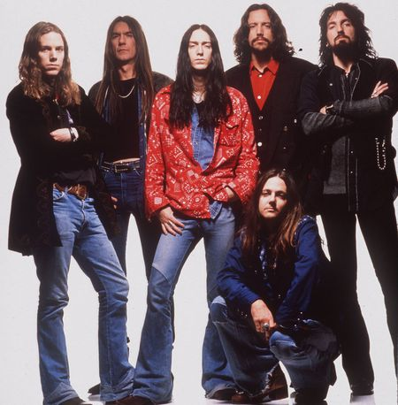 The Black Crowes at Germania Insurance Amphitheater