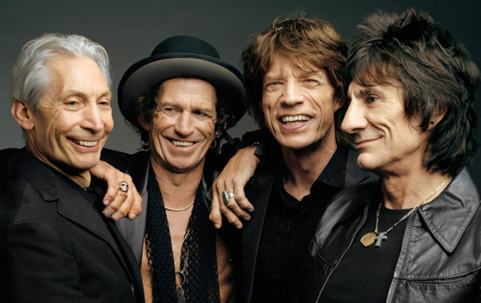 The Rolling Stones at Germania Insurance Amphitheater
