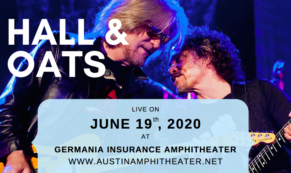 Hall and Oates, KT Tunstall & Squeeze [CANCELLED] at Germania Insurance Amphitheater
