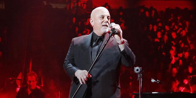 Billy Joel at Germania Insurance Amphitheater