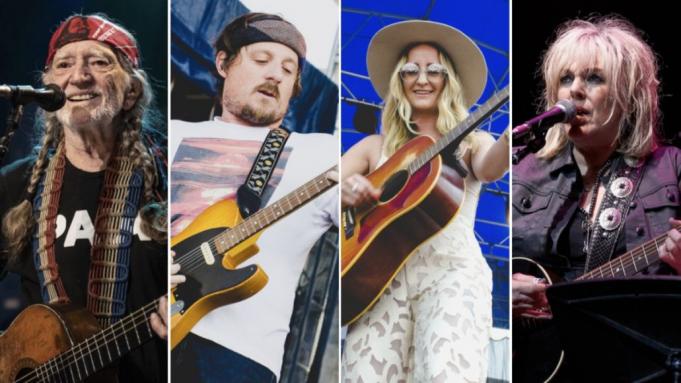 Outlaw Music Festival: Chris Stapleton, Willie Nelson, Ryan Bingham & Yola at Germania Insurance Amphitheater